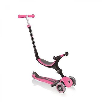 Go Up Plus Folding Scooter - Pink