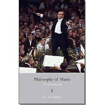 Philosophy of Music