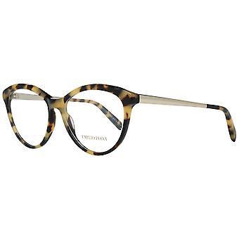 Brown women optical frames awo46727
