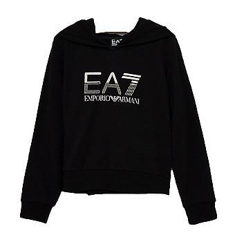 EA7 الفتيات مقنعين بلوزة