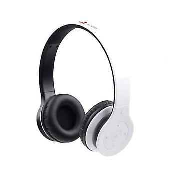 Headphones with Microphone GEMBIRD BERLIN White