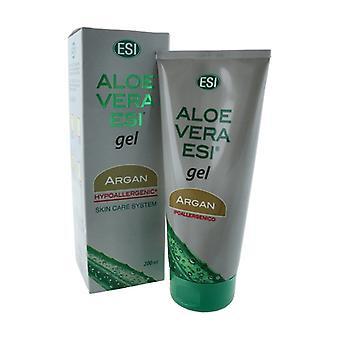 Aloe Vera Gel med Argan Oil 200 ml