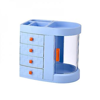 Jewelry And Skin Care Products Rack Cosmetic Storage Box For Dresser