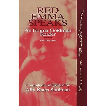 Red Emma fala um emma goldman leitor estudos contemporâneos em filosofia e ciências humanas