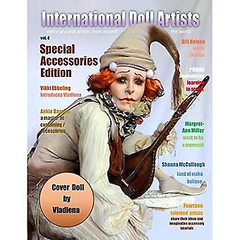 International Doll Artists - Tom 4: Akcesoria i pomysły