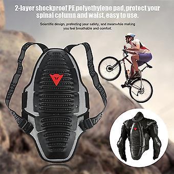 Motocykl Bike Fall-proof Ochronny Off-road Knight Armor Back Spine Support