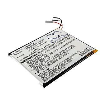 Battery for Apple iPod Touch 1st Gen 16GB 32GB 4GB 8GB 616-0341 616-0343 MP3
