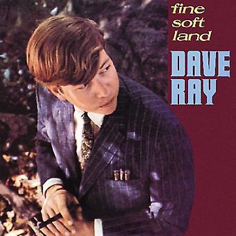 Dave Ray - Fine Soft Land [CD] USA import