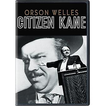 Citizen Kane: 75e anniversaire [DVD] USA import