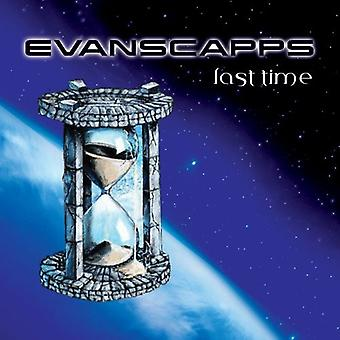 Evanscapps - Last Time [CD] USA import