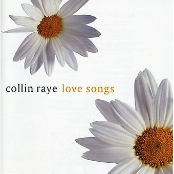 Collin Raye - Love Songs [CD] USA import