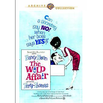 Wild Affair [DVD] USA import