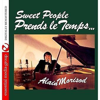 Alain Morisod - Prends Le Temps [CD] USA tuonti