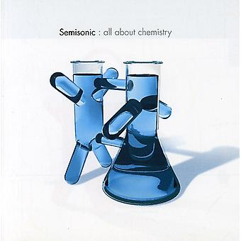Semisonic - All About Chemistry [CD] USA import