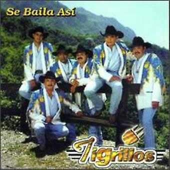 Los Tigrillos - SE Baila Asi [CD] USA import