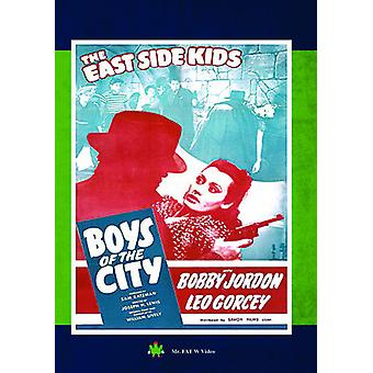 Boys of the City [DVD] USA import