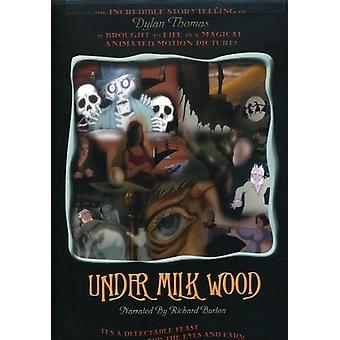 Under Milk Wood [DVD] USA import