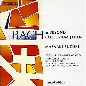 Bach Collegium Japan - importación de USA de Bach y más allá [CD]