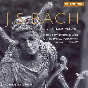 J.S. Bach - J.S. Bach: Cantates, importation USA Vol. 1 [CD]