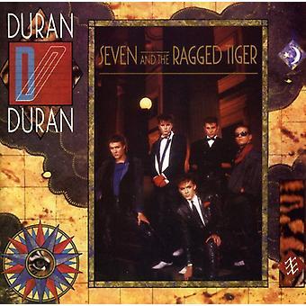 Duran Duran - Seven & the Ragged Tiger [CD] USA import