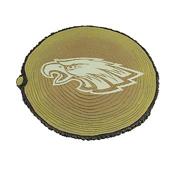 NFL Philadelphia Eagles Glow In the Dark Tree Stump Stepping Stone