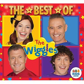 Wiggles - Best of [CD] USA import