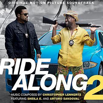 Christopher Lennertz - Ride Along 2 / O.S.T. [CD] USA import