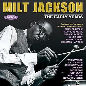 Milt Jackson - die frühen Jahre 1945-52 [CD] USA importieren