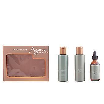 Agave Agave Hair Set 3 Pz Unisex