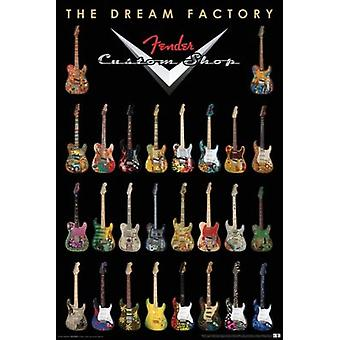 Para-choque - Dream Factory Poster Poster Print