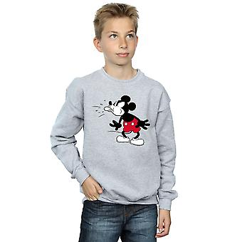 Sweatshirt de langue Mickey Mouse Disney Boys