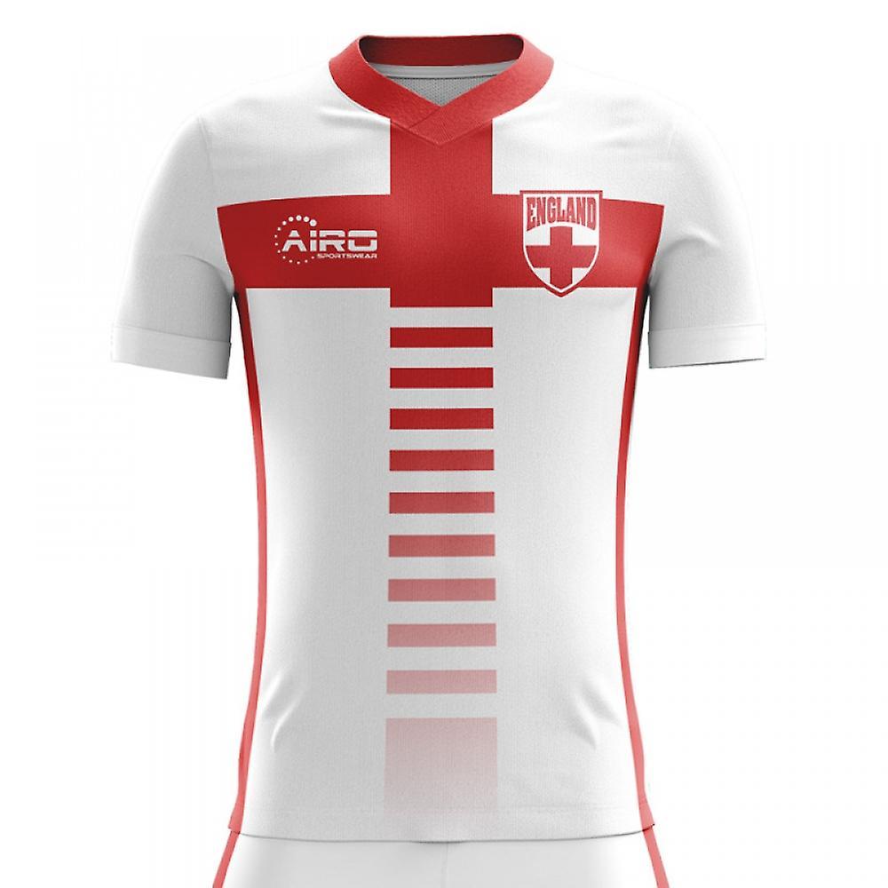 2020 2021 England Home Concept Fotball Skjorte | Fruugo NO