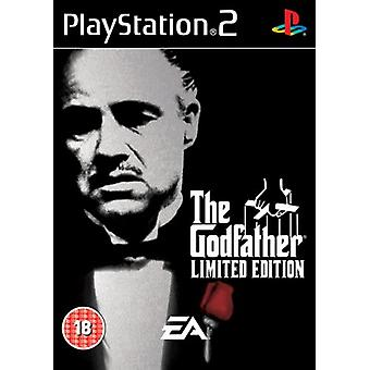 The Godfather Limited Edition [2 Disc Set] (PS2) - New Factory Sealed