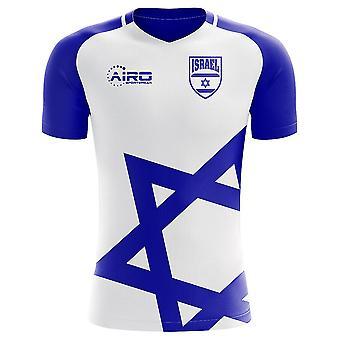 2018-2019 إسرائيل مفهوم الوطن لكرة القدم قميص (الأطفال)