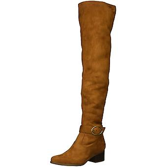 Naturalizer Womens Dayln Closed Toe Over Knee Fashion Boots