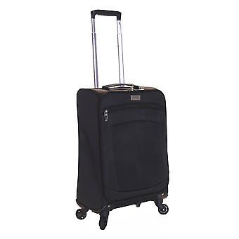 Karabar Marbella maleta ligera de 55 cm, negro