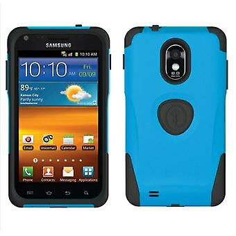 Trident Aegis Case for Samsung Epic Touch 4G D710, Galaxy S II R760 (Blue)