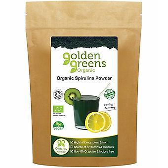 Golden Green Organic Organic Matcha Tea 50g