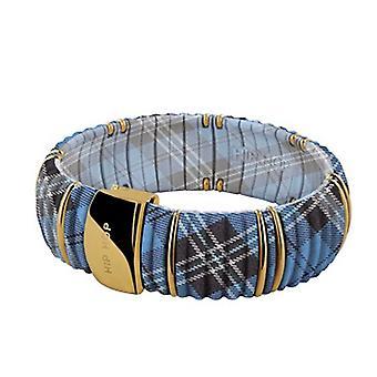Hip hop ladies bracelet Bangle Bracelet blue silicone Kint HJ0141 dundee