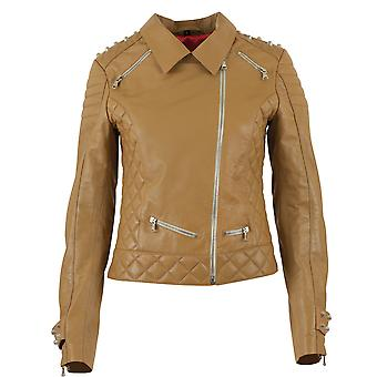 "JN Llovet leather jacket - ""Granada"""