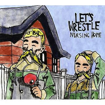 Let's Wrestle - import USA de soins infirmiers à domicile [CD]