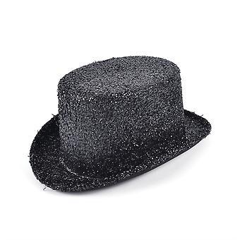 قبعة سوداء ﻻري
