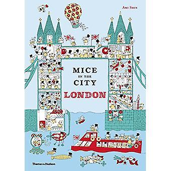 Souris dans la ville - Londres par Ami Shin - livre 9780500651292
