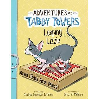Leaping Lizzie Deborah Melmon - 9781474748803 kirja