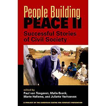 People Building Peace II - Successful Stories of Civil Society (illust