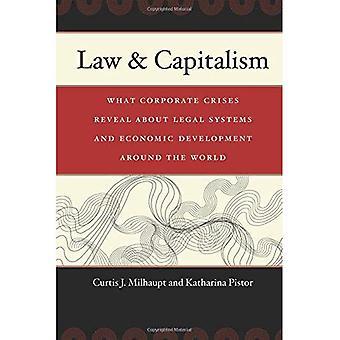 Gesetz &; Kapitalismus: Was verraten Unternehmenskrisen über Rechtssysteme und die wirtschaftliche Entwicklung auf der ganzen Welt