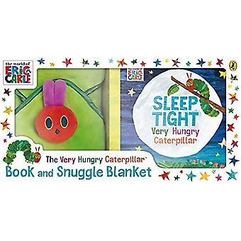 The Very Hungry Caterpillar� Book and Snuggle Blanket [Board book]