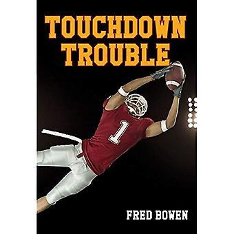 Touchdown problem (Fred Bowen sport berättelser: fotboll)