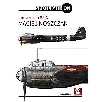 Junkers Ju 88 a (Spotlight � on)