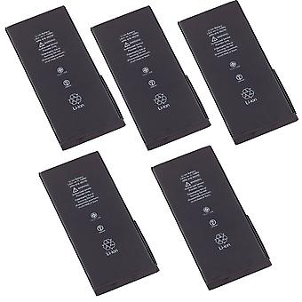 5 Pack Menge Set Batterie für Apple iPhone 7 Plus, 7 +, A1661 A1784 616-00249